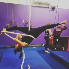 Rope Class at CP! ©jessieshoops